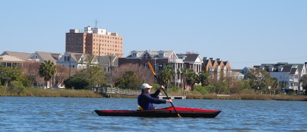 Paddling From Home