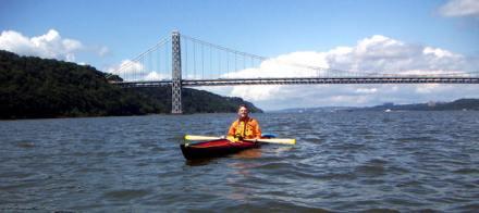 Tom and the George Washington Bridge
