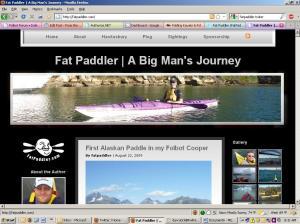 FatPaddler web