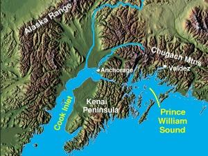 Chugach Location