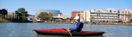Charleston Kayaking